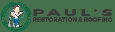 pauls restoration logo